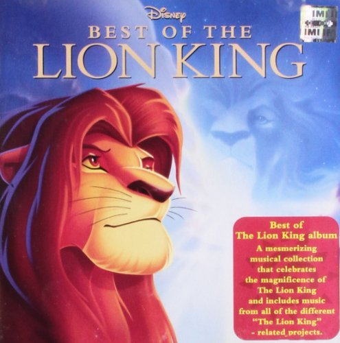 Best Of Lion King Soundtrack