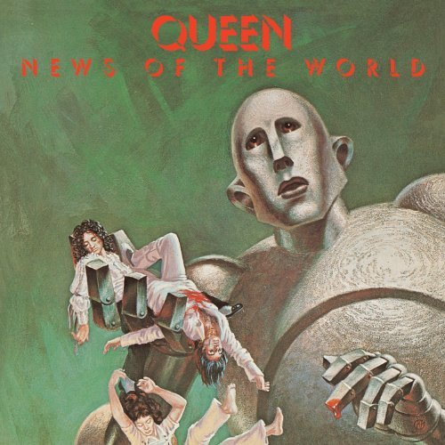 Queen News Of The World Deluxe Ed. 2 CD