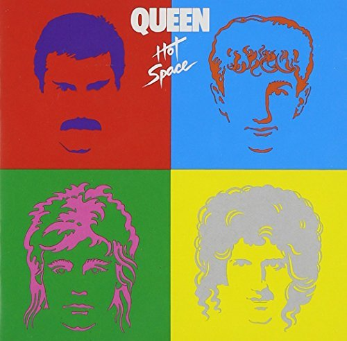 Queen Hot Space (2 CD Remastered Del Deluxe Ed. 2 CD