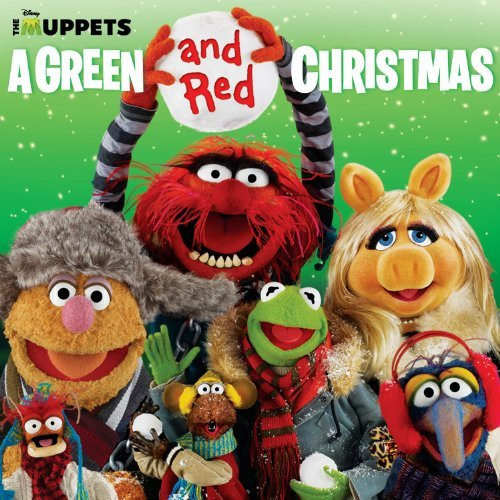 Muppets Green & Red Christmas