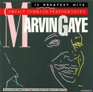 Marvin Gaye Compact Command Performances 15 Greatest Hits