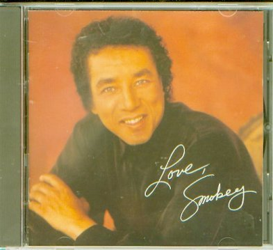 Smokey Robinson Love Smokey