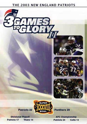 Nfl Patriots Three Games To Victory 2