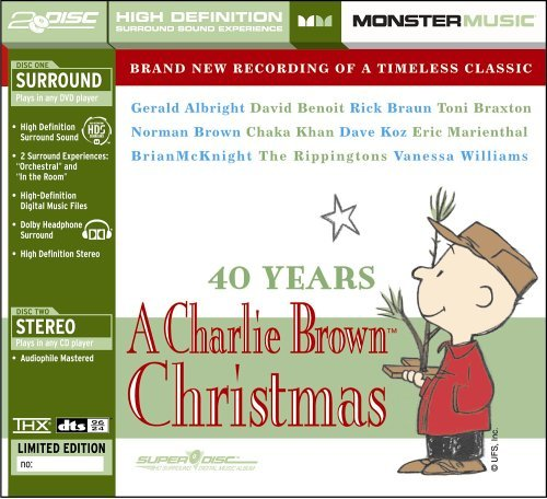 Vince Guaraldi 40th Anniversary Charlie Brown 2 CD Set