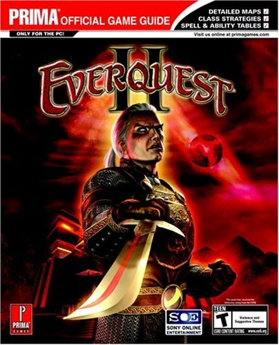 Inc. Imgs Everquest Ii (prima Official Game Guide)