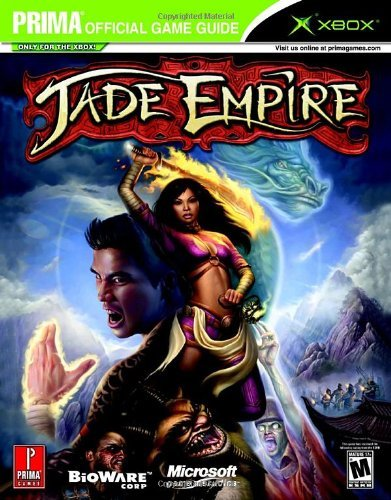 Prima Games Jade Empire Ofiicial Game Guide