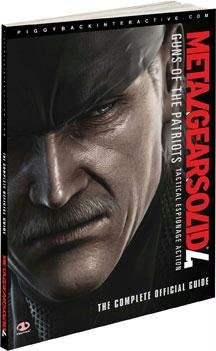 Random House Metal Gear Solid 4 (strategy Guide)