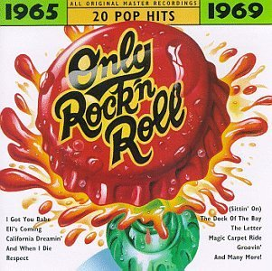 Only Rock'n Roll 1965 69 Birds Sonny & Cher Franklin Only Rock'n Roll