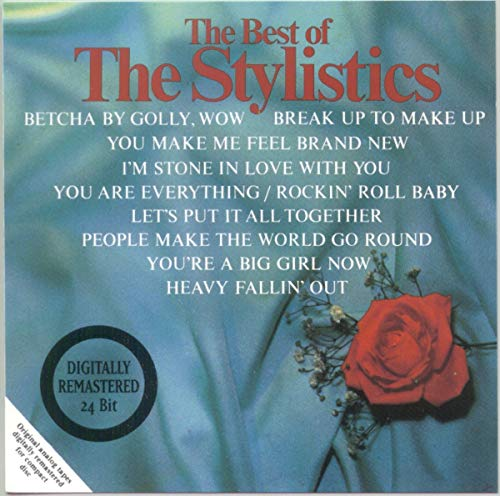 Stylistics Best Of Stylistics