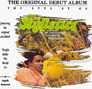 Stylistics Original Debut Album