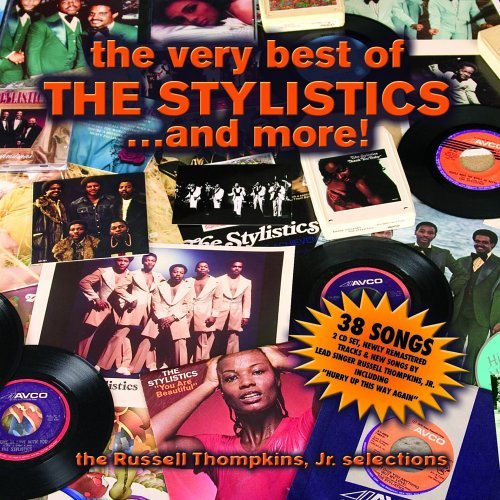 Stylistics Very Best Of & More 2 CD