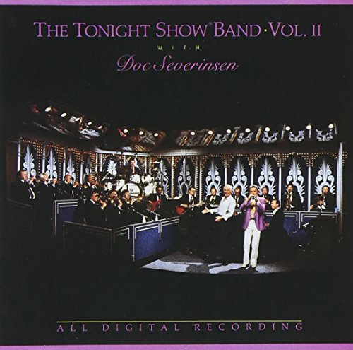 Tonight Show Band Vol. 2 W Doc Severinsen