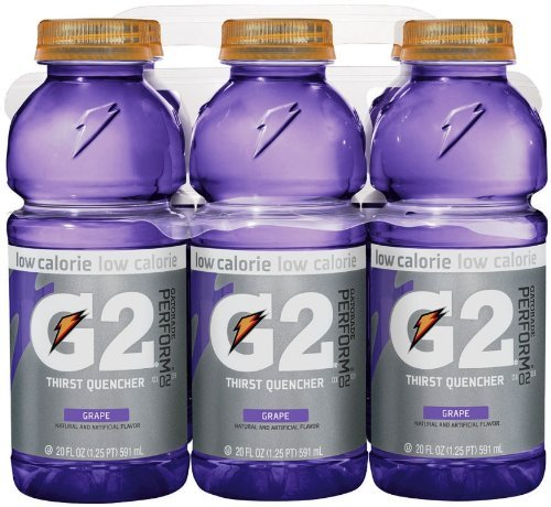 Beverage Gatorade G2 Grape
