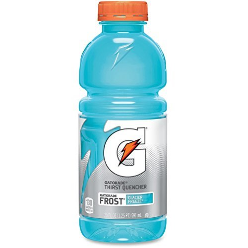 Beverage Gatorade Frost 20 Oz.