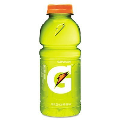 Beverage Gatorade Lemon Lime 20 Oz.