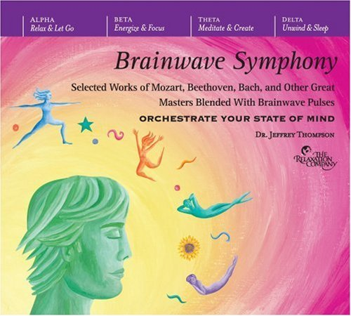 Dr. Jeffrey Thompson Brainwave Symphony 4 CD