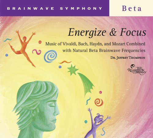 Dr. Jeffrey Thompson Brainwave Symphony Energize &