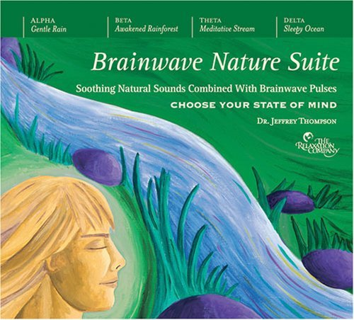 Dr. Jeffery Thompson Brainwave Nature Suite 4 CD