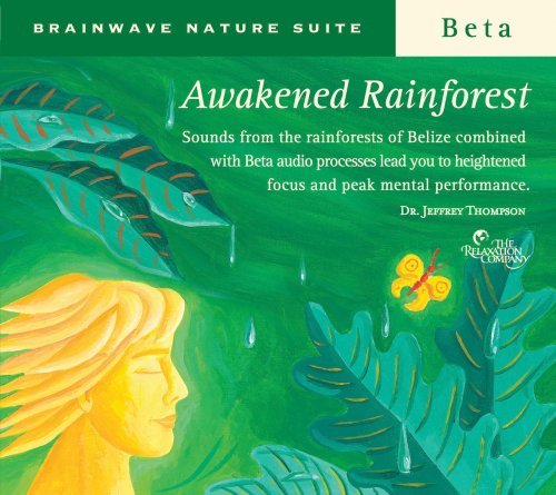 Dr. Jeffrey Thompson Awakened Rainforest Beta Brai