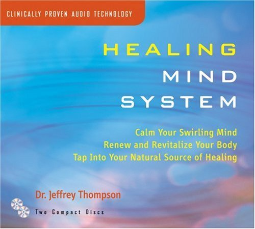 Dr. Jeffrey Thompson Healing Mind System 2 CD Set