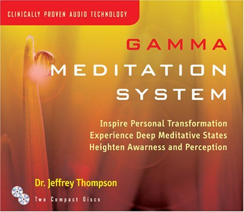 Dr. Jeffrey Thompson Gamma Meditation System 2 CD Set