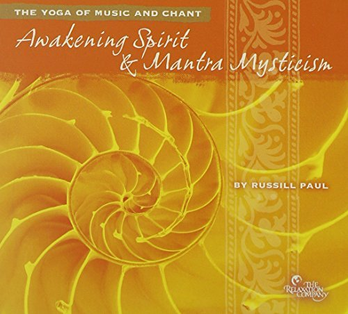 Russill Paul Awakening Spirit & Mantra Myst 2 CD Set