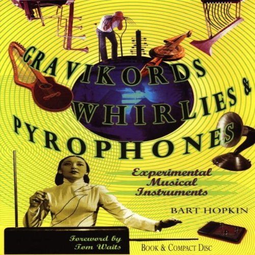 Hopkin Bart Gravikords Whirlies & Pyrophon Incl. Booklet