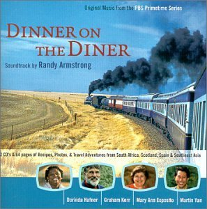 Dinner On The Diner Tv Soundtrack 2 CD Set
