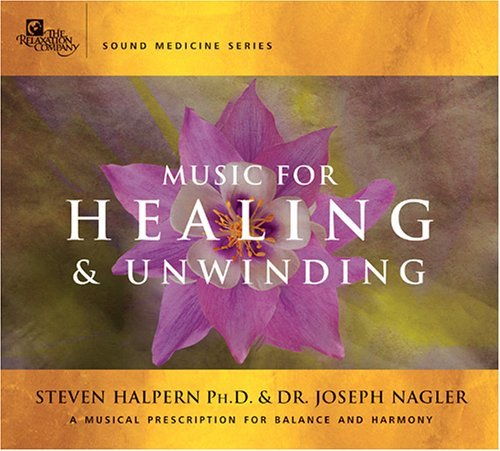 Halpern Nagler Music For Healing & Unwinding 2 CD Set
