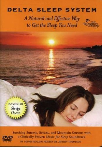 Dr. Jeffrey Thompson Delta Sleep System Incl. CD