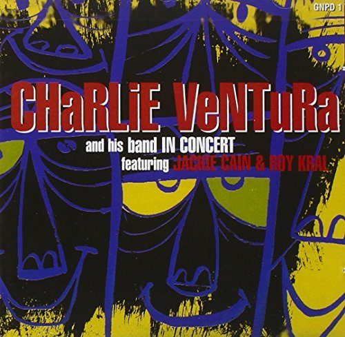 Charlie Ventura Charlie Ventura & His Band In