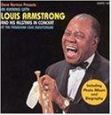 Louis Armstrong Evening With Louis Armstrong