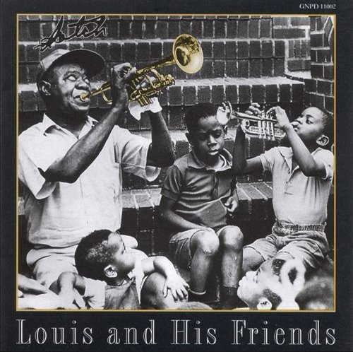 Louis Armstrong Louis & His Friends