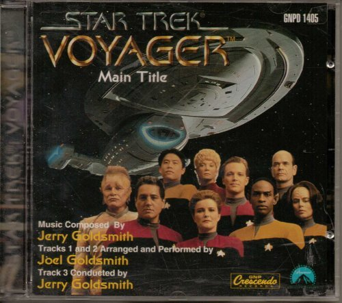 Jerry Goldsmith Star Trek Voyager Main Title