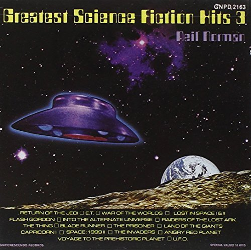 Neil & Cosmic Orchestra Norman Vol. 3 Greatest Science Ficti0 Greatest Science Fiction Hits