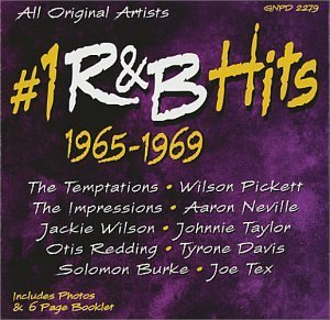 No. 1 R&b Hits 1965 1969 No. 1 R&b Hits 1965 1969