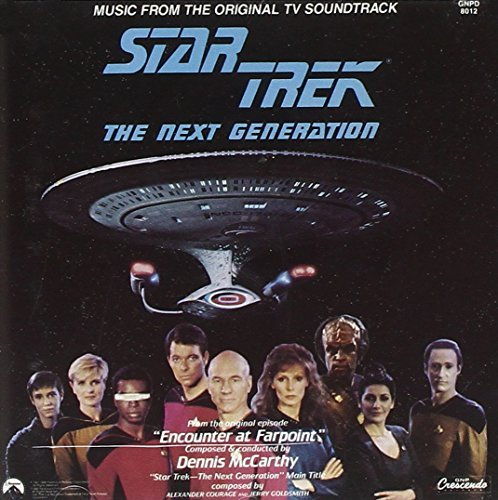 Star Trek The Next Generation Encounter At Farpoint