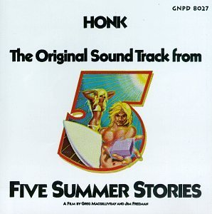 Five Summer Stories Soundtrack