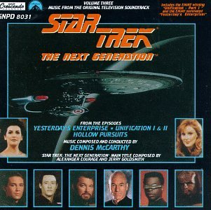 Star Trek The Next Generation Television Soundtrack