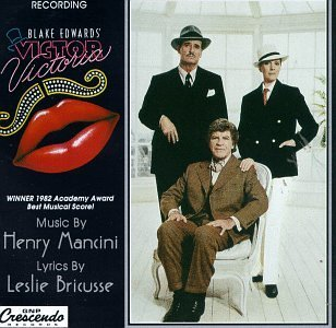 Victor Victoria Soundtrack Music By Henry Mancini