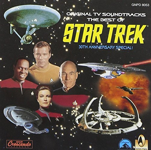 Star Trek Best Of 30th Anniversary Speci