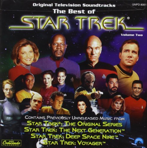 Best Of Star Trek Vol. 2 Television Soundtrack