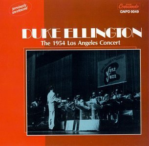 Duke Ellington 1954 Los Angeles Concert