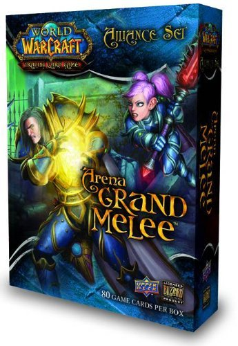 World Of Warcraft Cards Arena Grand Melee