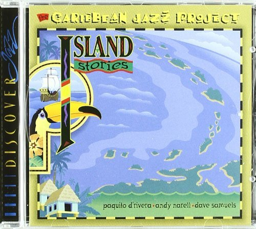 Caribbean Jazz Project Island Stories Discover Jazz