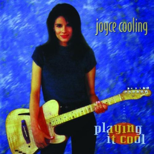 Joyce Cooling Playing It Cool Enhanced CD