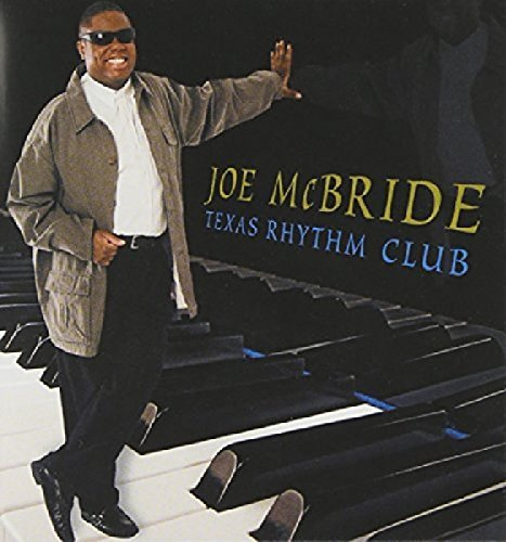 Joe Mcbride Texas Rhythm Club Enhanced CD