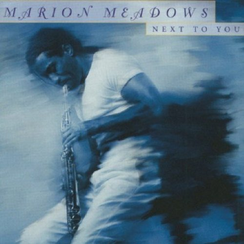 Marion Meadows Next To You Enhanced CD