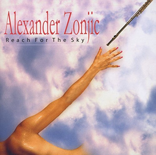 Alexander Zonjic Reach For The Sky Enhanced CD