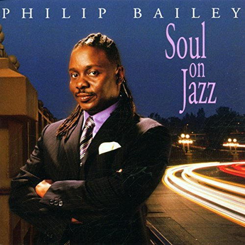 Philip Bailey Soul On Jazz Enhanced CD